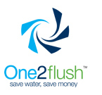 one-2-flush-save-water-save-money