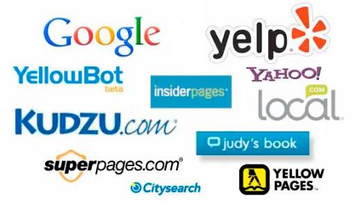 review websites