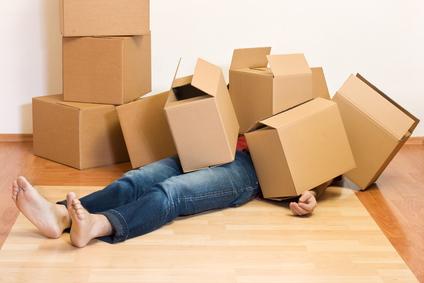 Tenants Moving