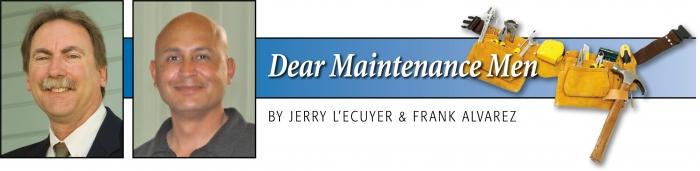 DearMaintenanceMen